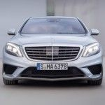 Frontal Mercedes S 63 AMG