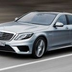 Lateral Mercedes S 63 AMG