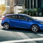 Lateral Ford Focus 2014