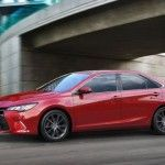 Toyota Camry 2015 - Vista Lateral