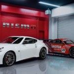 Nissan 370Z Nismo 2014 - Lateral