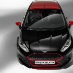 Ford Fiesta Black Edition - Frontal