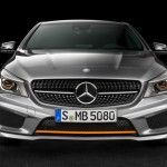 Mercedes-Benz CLA 45 AMG Shooting Brake - Frontal