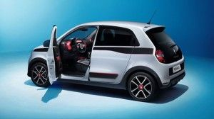 Renault Twingo - Vista Lateral