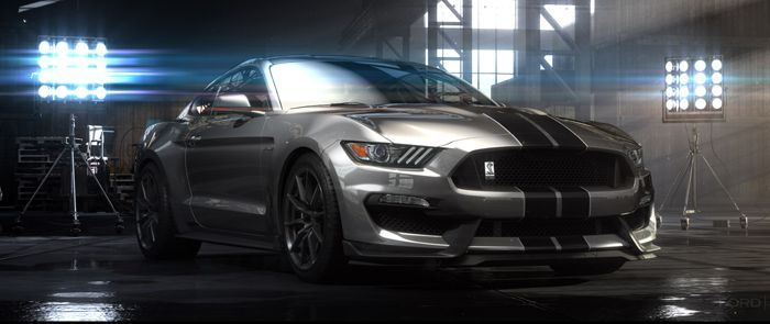 Nuevo Ford Mustang Shelby GT350