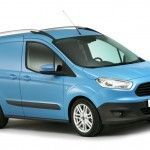 Lateral Ford Transit Courier