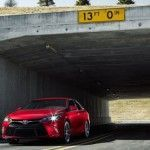 Toyota Camry 2015 - Frontal