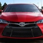 Toyota Camry 2015 - Vista Frontal