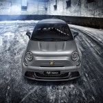 Abarth 695 biposto - frontal