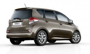 Toyota Verso-S 2014 - Lateral