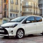 Toyota Yaris 2014 - Lateral -
