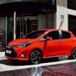 Toyota Yaris 2014 - Lateral