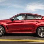 BMW X6 2015 - Lateral