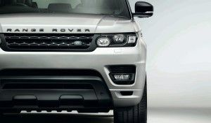 Range Rover Sport Stealth Pack - Frontal