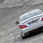 CLS 63 S AMG - Trasera