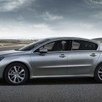 Peugeot 508 - Lateral