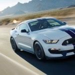 Ford Mustang Shelby GT350 -