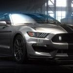 Ford Mustang Shelby GT350 - Vista Frontal